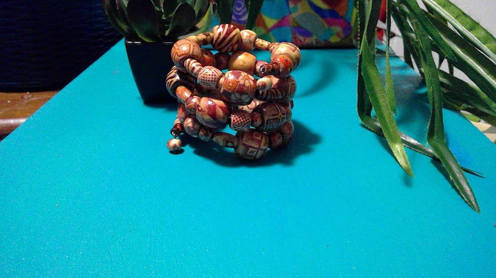 Baboa Layered Bracelet