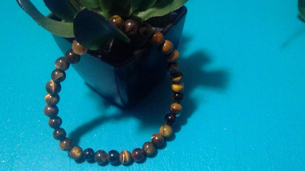 Tigers' Eye Bracelet
