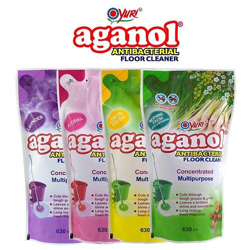 Aganol Antibacterial Pouch 630ml Various
