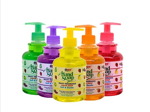 Yuri Fruity Hand Soap 410ml