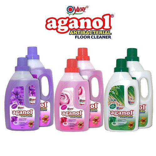 Yuri Aganol Antibacterial Floor Cleaner 2L+1L Various