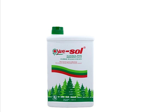 Yuri-Sol Natural Pine Disinfectant 1L