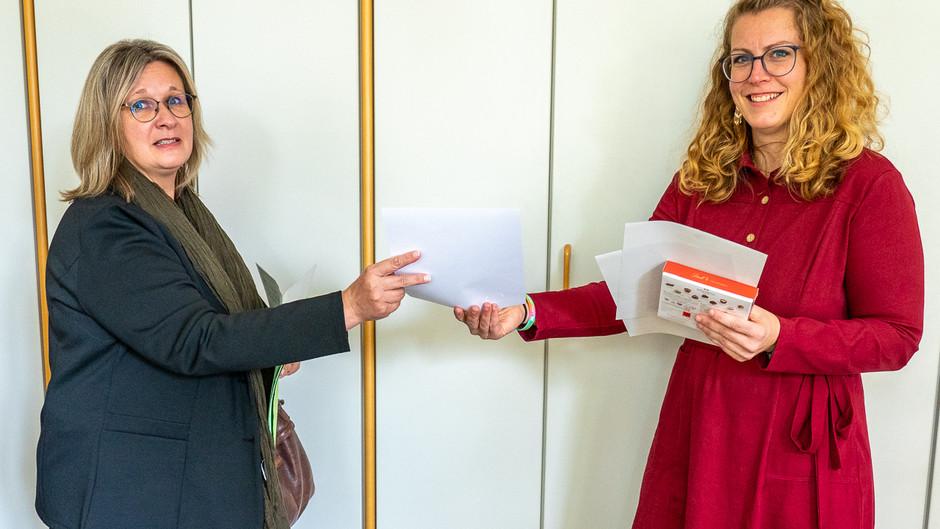 Die ASR hat eine neue Rektorin!