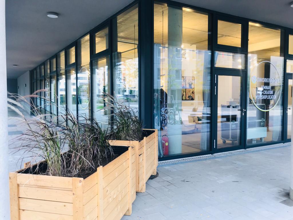 Workshop inside & outside @Coworkingloft