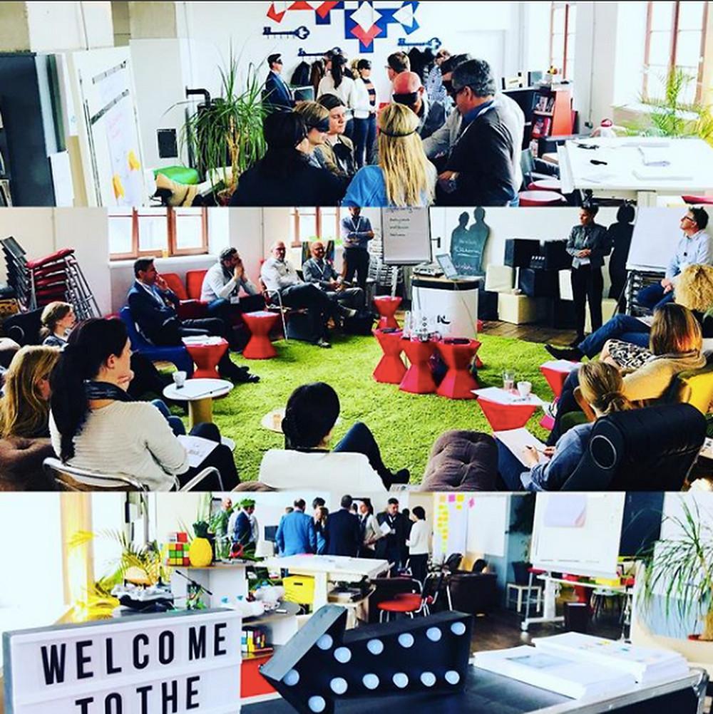 Agile Transformation Workshop im Coworkingloft