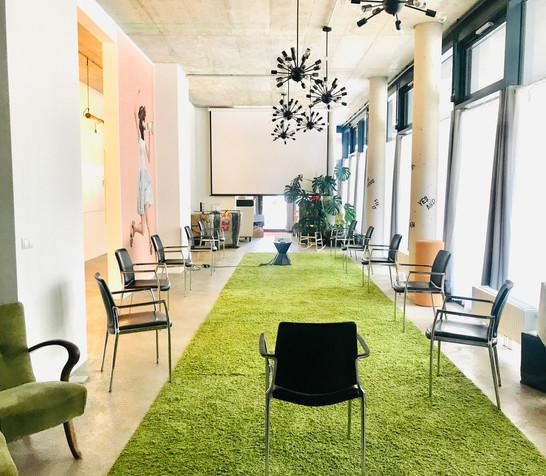 Social Distance Workshop @Coworkingloft