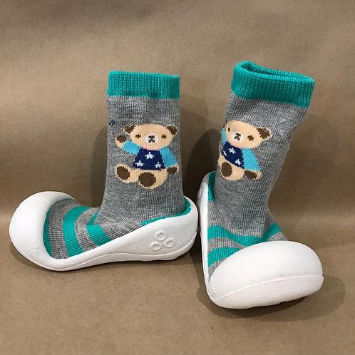 S -Baby Bear/Green and Grey