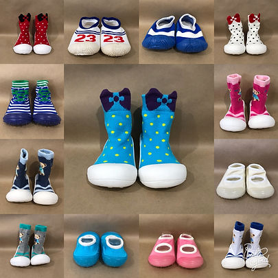 Rubber SoleBaby Shoes