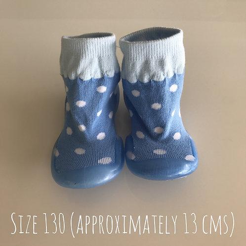 M - Spotty Blue