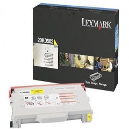 Tóner Lexmark 20K0502