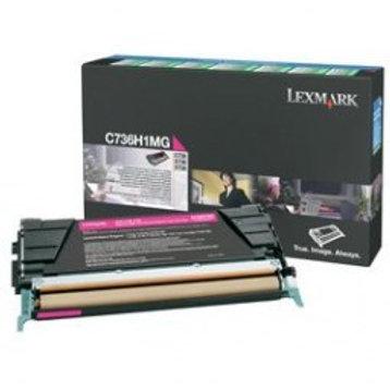 Tóner Lexmark C736H1MG
