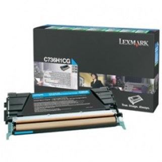 Tóner Lexmark C736H1CG