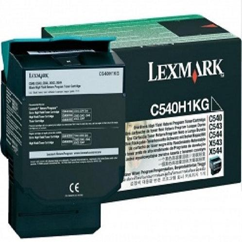 Tóner Lexmark C540H1KG