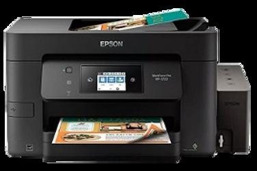 Impresora Epson wf 2860 Con Tinta Continua ¡buen Precio!