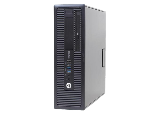 Cpu Hp desktop 800 g1 sff core i3