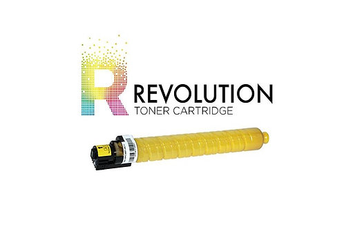 Tóner compatible para Ricoh 841727 YELLOW