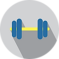 Crull Fitness Training Icon