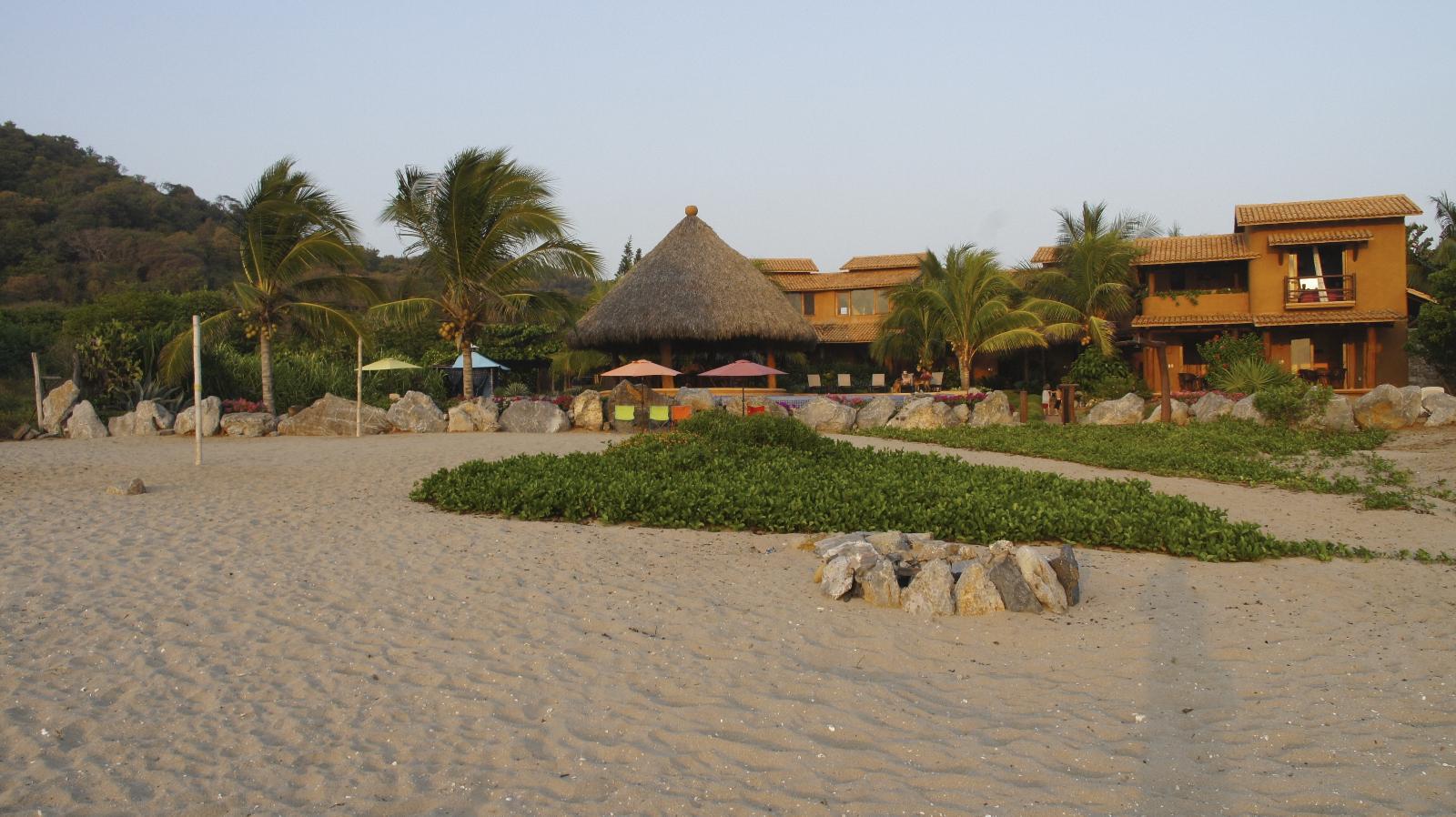 2.Beach View