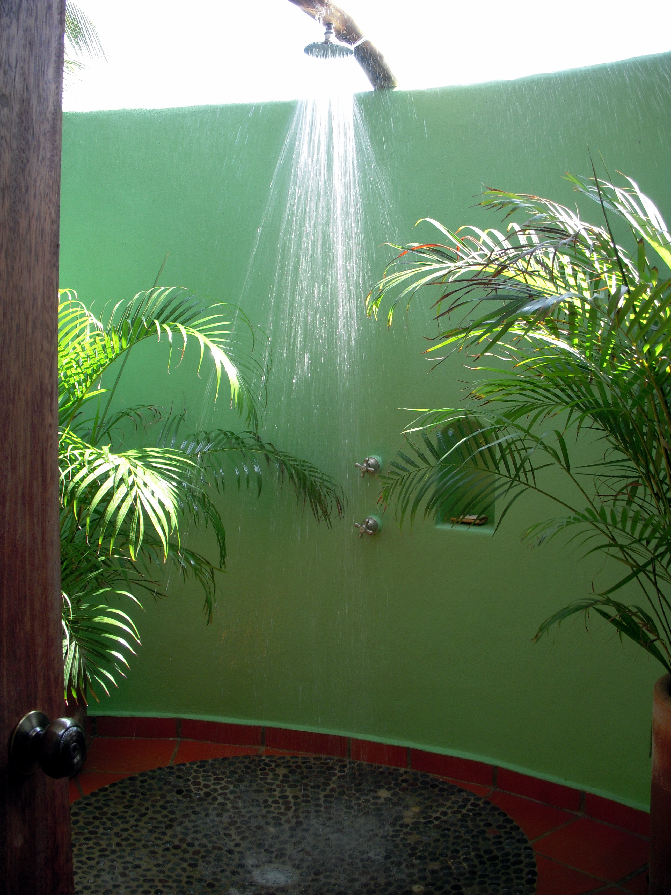 verde shower
