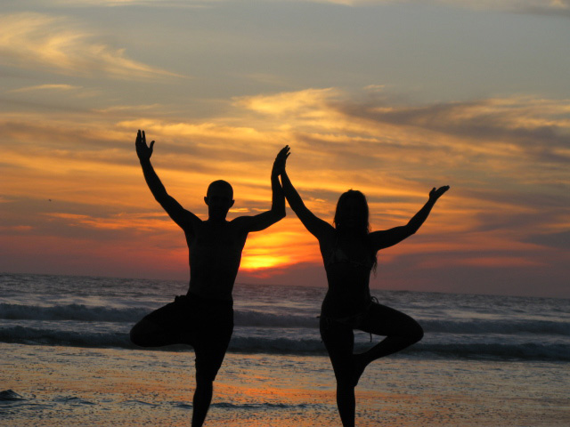 Yoga at Tres Mujeres Hotel