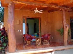 Verde Suite Balcony