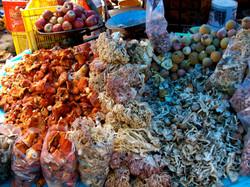 Tres Mujeres market day