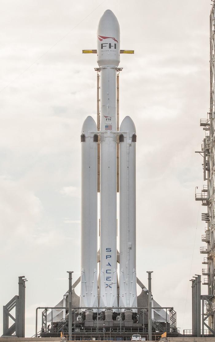 The Falcon Heavy