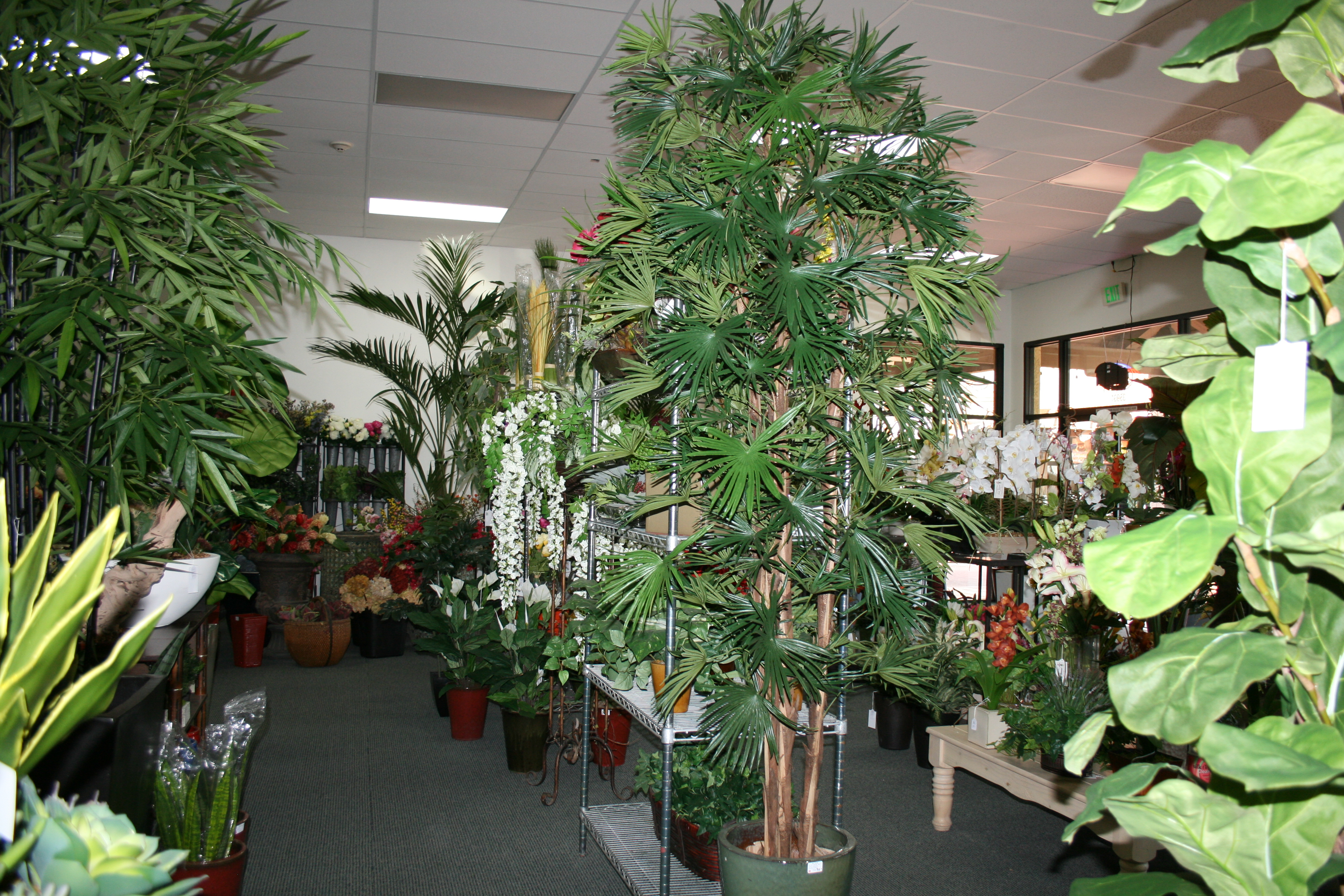 Decorate your home with high-quality Artificial Trees and Floral Arrangements.