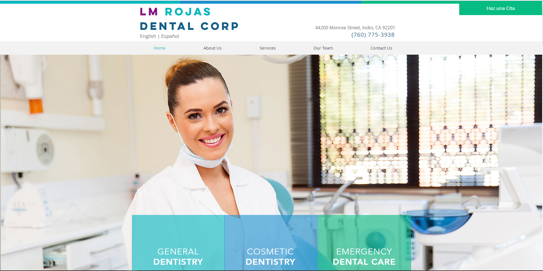 LM Rojas Dental Corpo