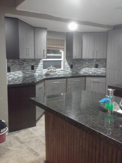 kitchen cabinets and remodel finish