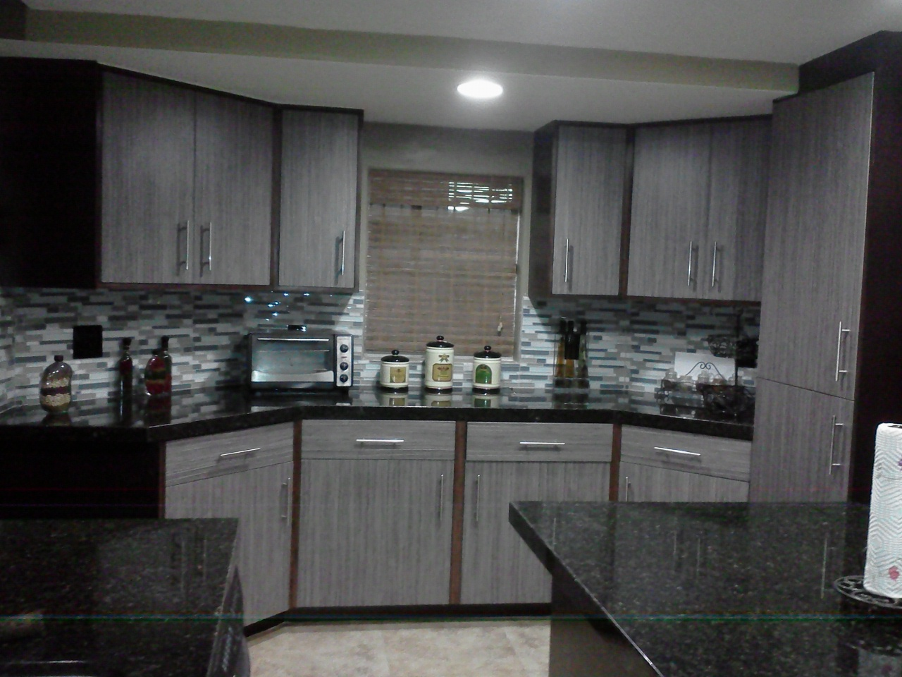 kitchen remodel finish