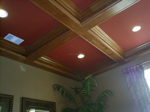 Ceiling Crown Moulding