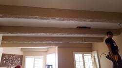 false beams install job