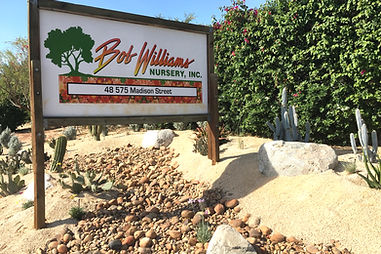 Bob Williams Nursery