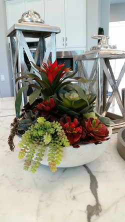 We are an accessory specialist that provides silk plant design services for homeowners, builders, an