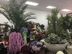 artificial plants in cathedral city