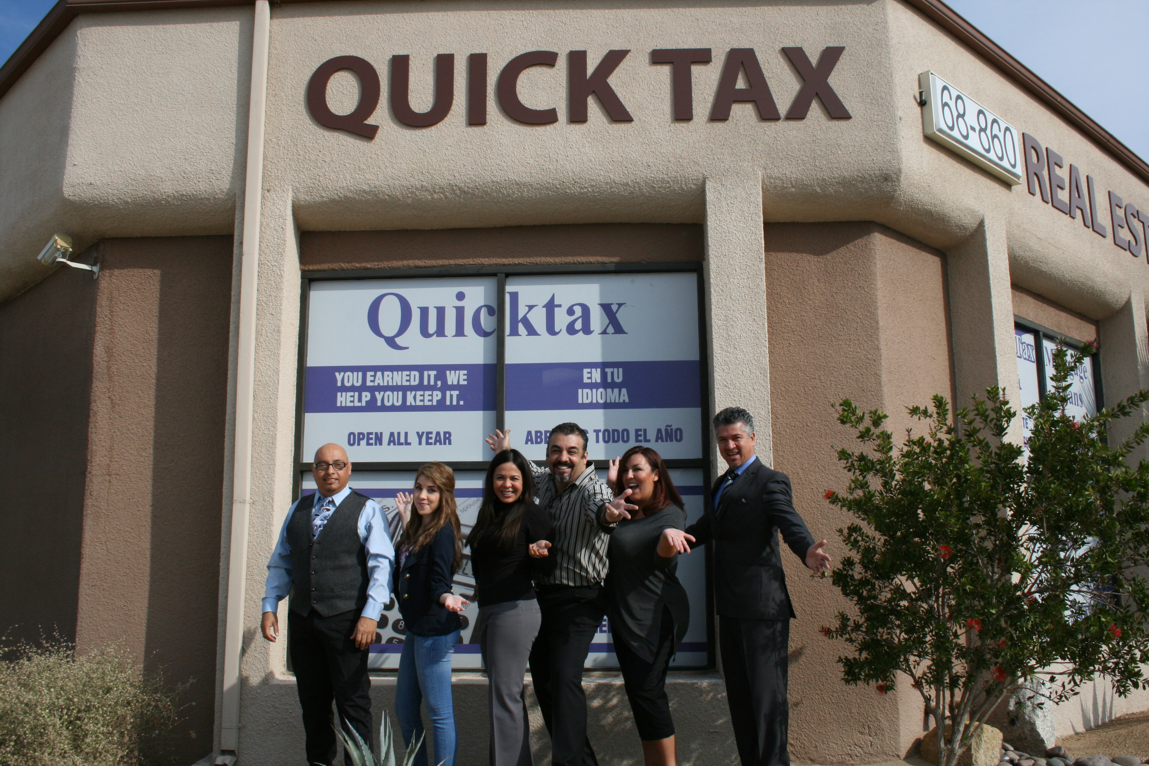 Quick Tax Cathedral City