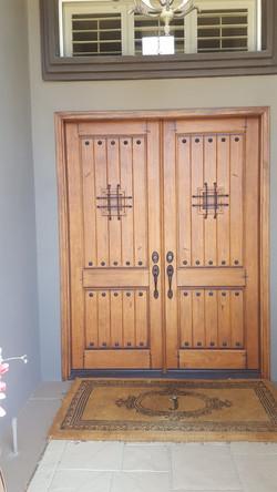 front door job install