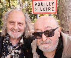 Charles Suberville et Michel Breuzard