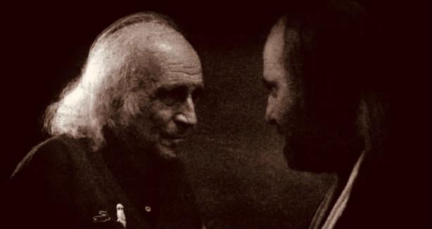 Leo Ferré & Charles Suberville Retrouvailles de deux amis