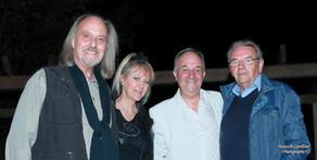 Charles Suberville avec Alain Clair et Jean Morby
