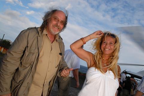 Charles Suberville et Fiona Gélin