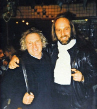 Julos Beaucarne et Charles Suberville