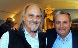 Charles Suberville et Bashkim HAZIZAJ