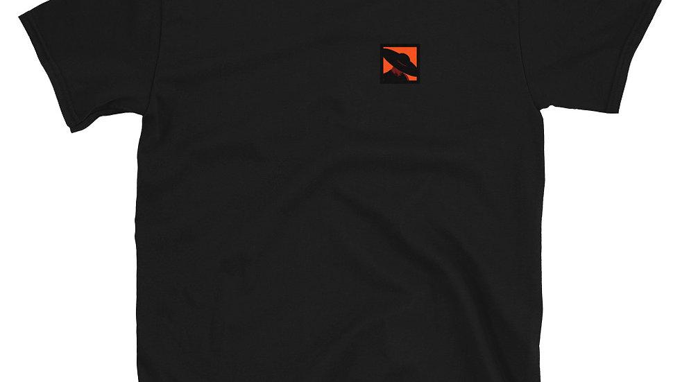 War Priest Front Short-Sleeve Unisex T-Shirt