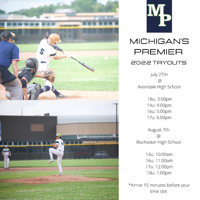 2022 MP East Tryouts