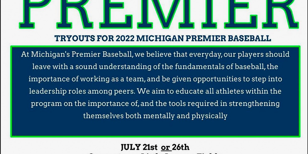 MP West 2022 Tryouts