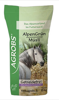 Cereal and grain free equine muesli. Low sugar and starch under 10% NSC