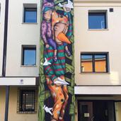 Tony Gallo  L'albero dei desideri Vicenza, Italy 2016