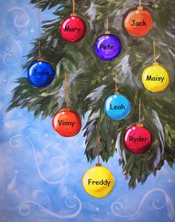 Holly Jolly tree 72_names